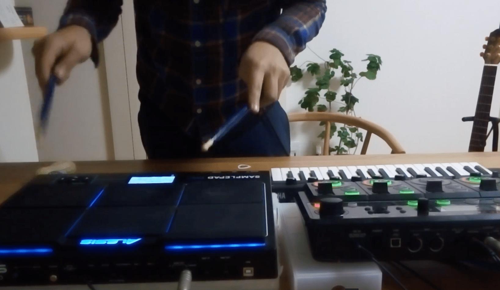 ALESIS ドラムパッド